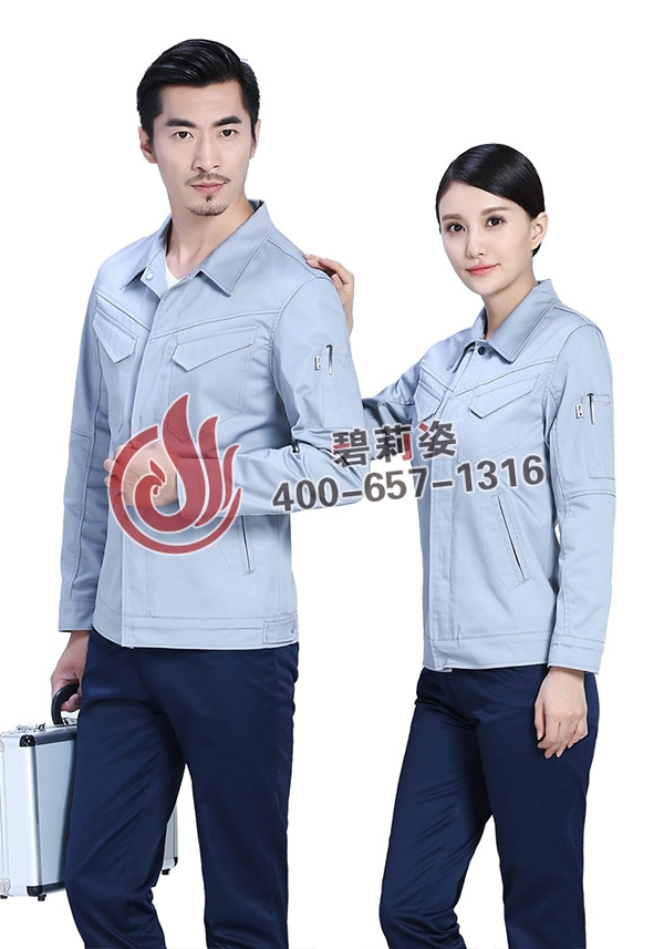 工作服套装工装生产